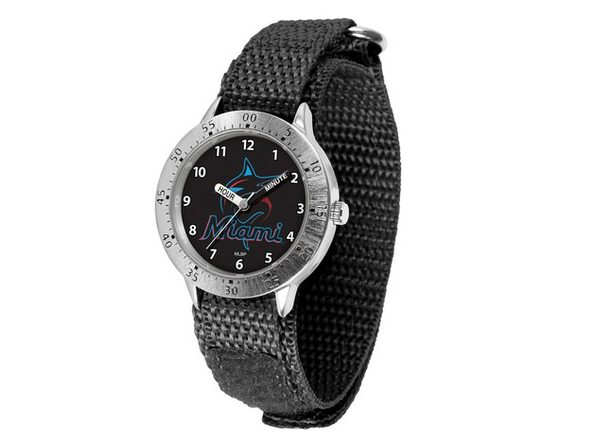 MLB Kids Miami Marlins Tailgater Watch - Product Image