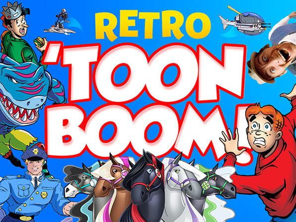 movieSPREE: Retro Toon Boom