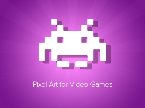 'Pixel Art for Video Games' Course - Product Image