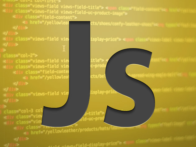 Gain an Extensive (42-Hours!) JavaScript Education & Learn How to Build Web Applications with This Foundational Language
