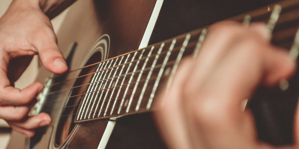 Guitar: 12 Strumming Patterns You Must Know for Guitar - Product Image