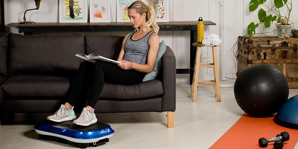 LifePro Waver Vibration Plate, on sale for $169.99 when you use coupon code DEC15 at checkout