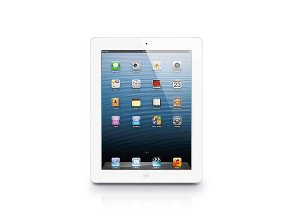 "Apple iPad 3 9.7"" 64GB WiFi White (Refurbished)"