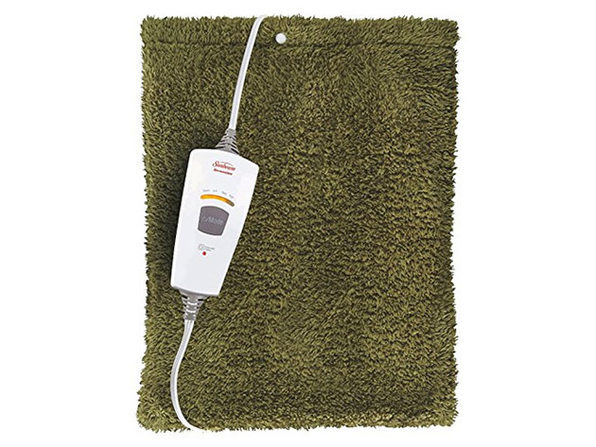 Sunbeam 2011-905-622 XpressHeat Heating Pad Ivy - Ivy