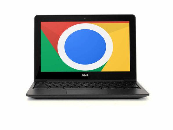 "Dell Chromebook CB1C13 11"" Laptop, 1.4GHz Intel Celeron, 4GB RAM, 16GB SSD, Chrome (Renewed)"