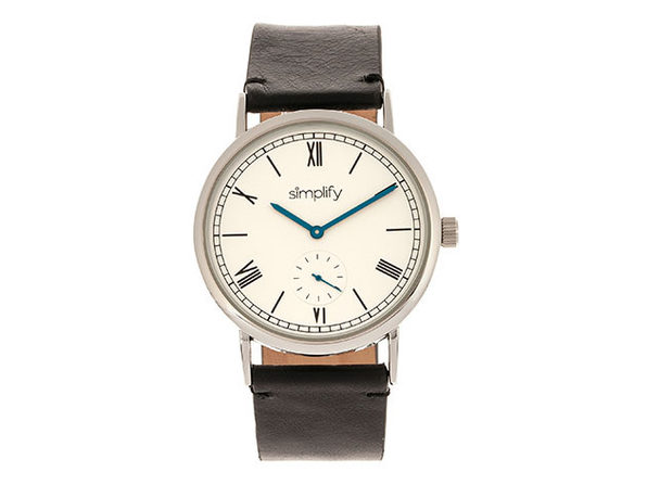 Simplify The 5100 Series Leather Watch