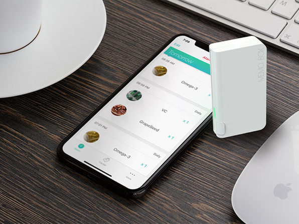 Memo Box: 7-Day Super Intelligent Pill Box