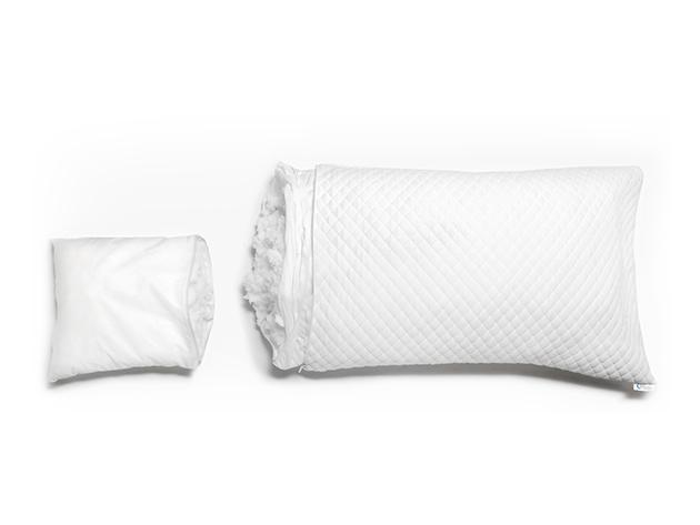 TheCustom Rest Original Adjustable Memory Foam Pillow