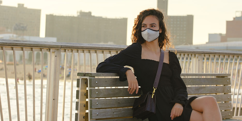 STOGO Antimicrobial Masks: 2-Pack, on sale for $29.99