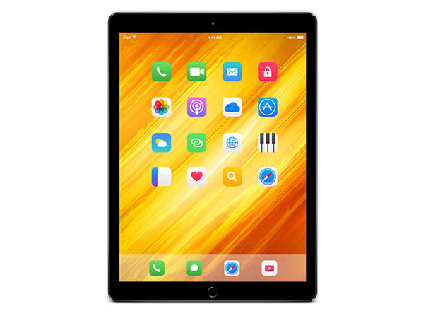 Apple iPad Air 2, 32GB - Space Gray (Refurbished: Wi-Fi Only)
