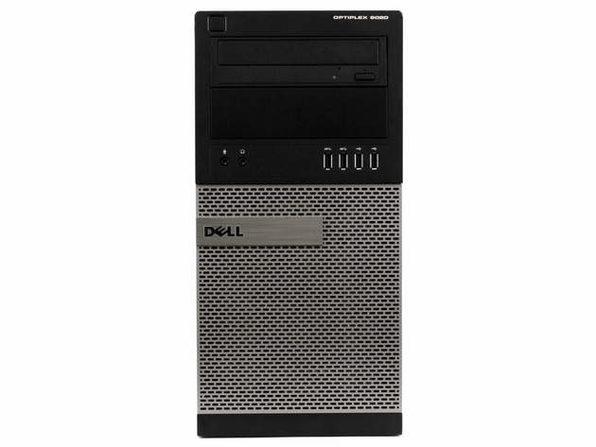 Dell Optiplex 9020 Tower PC, 3.2GHz Intel i5 Quad Core Gen 4, 8GB RAM, 120GB SSD, Windows 10 Home 64 bit (Renewed)