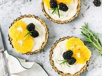 Introduction to Sweet Tartlets with Great British Bake Off Star - Product Image