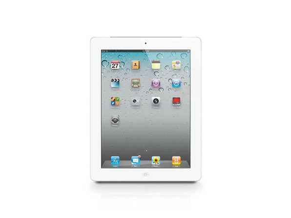 Apple iPad 2 16GB WIFI Only White (Refurbished) - Product Image