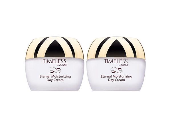 Timeless by AVANI: Eternal Moisturizing Day Cream - 2 pack - Product Image