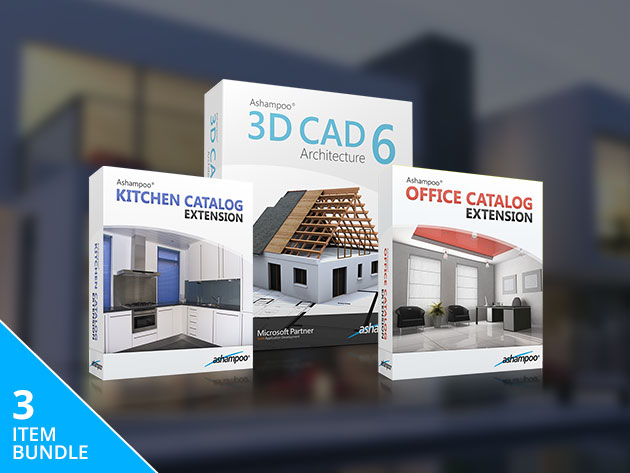 Building Your Dream Home or Nailing That Renovation is Simple with Ashampoo 3D CAD Architecture 6