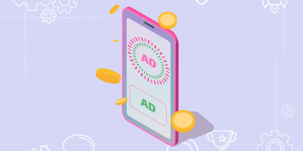 Mobile Game Monetization with Ads - Product Image