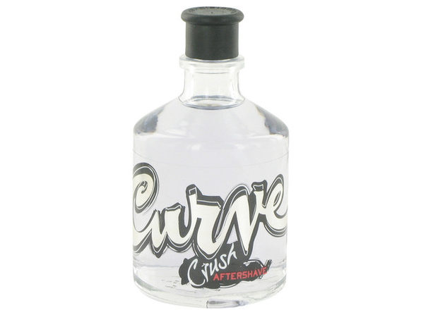 Curve Crush by Liz Claiborne After Shave (unboxed) 4.2 oz for Men (Package of 2) - Product Image