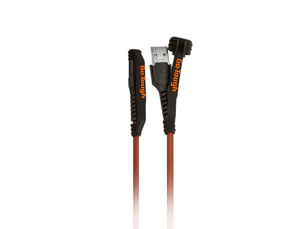 GO-TOUGH Rugged Micro-USB & USB-C Cables