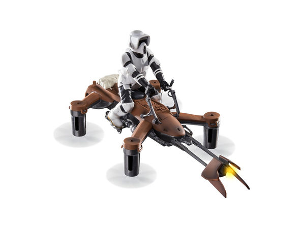 Star Wars Propel Drone: Collector's Edition (74-Z Speeder Bike)