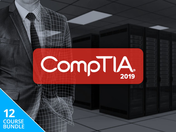 The Complete CompTIA Certification Training Bundle
