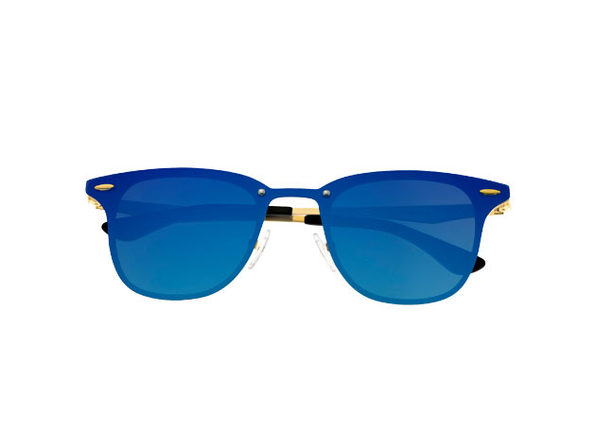 Sixty One Infinity Sunglasses (Purple Blue)