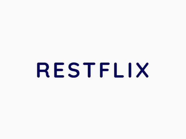Restflix Restful Sleep Streaming Service: 1-Yr Subscription