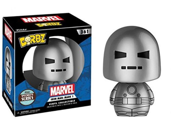 Funko Marvel Specialty Series Dorbz Iron Man Mark 1 Vinyl Figure - Product Image
