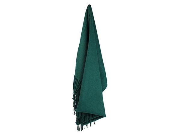 Lavisha Cashmere Shawl (Dark Green)