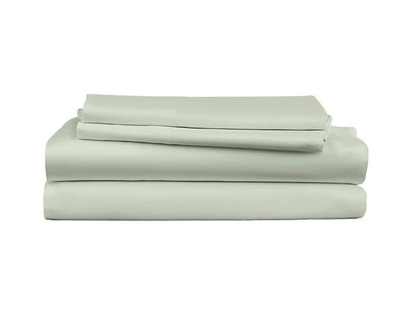 4-Piece Luxury Bamboo Sheet Set (Full Sage Green)