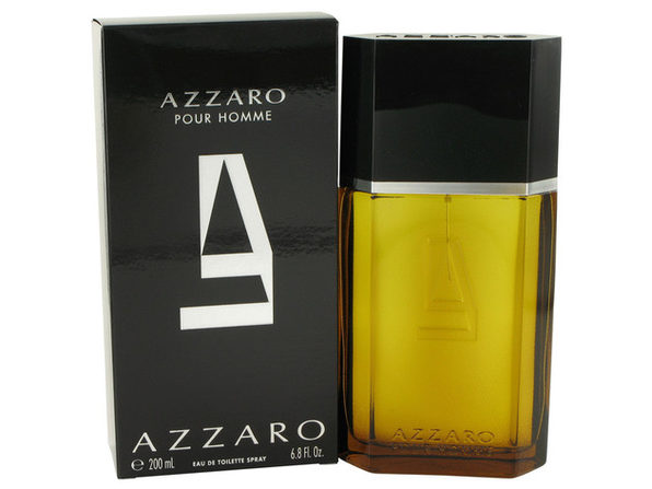 AZZARO Eau De Toilette Spray 6.8 oz For Men 100% authentic perfect as a gift or just everyday use - Product Image