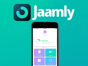 Jaamly Mobile App Launcher width=500