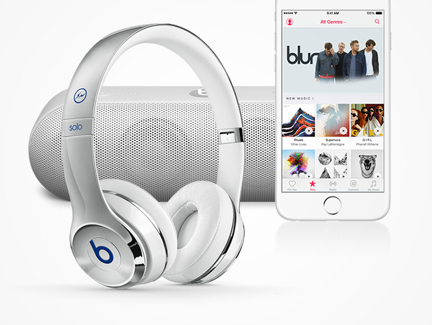 apple giveaway beats
