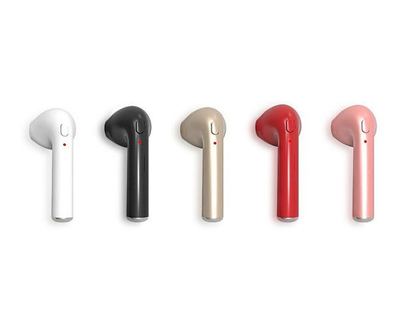 i7 Bluetooth 4.1 Completely Wireless Solo Earphone
