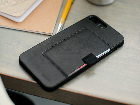 4ab0d3a6aa1eab Wally Case for iPhone 7 Plus (Black) | Citizen Goods