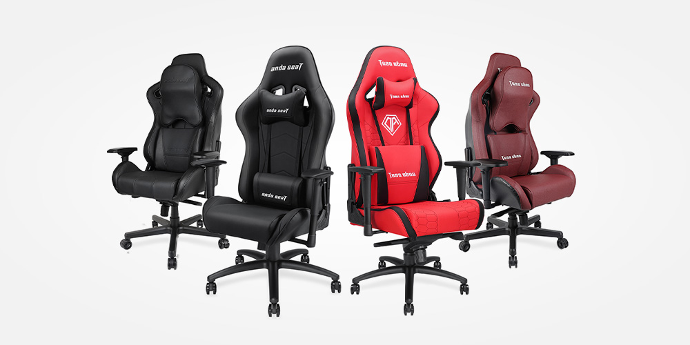 Power up your gaming with these ultra comfy gaming chairs