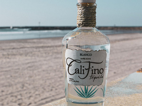 CaliFino Blanco 100% Ultra Premium Blue Weber Agave Tequila (10% OFF)