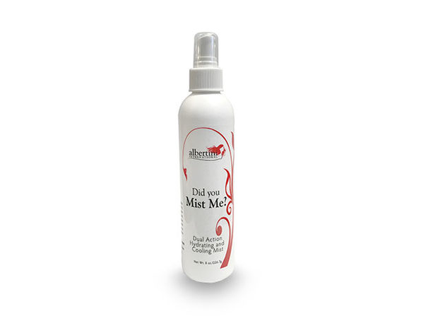 'Did You Mist Me?' Dual-Action Hydrating & Soothing Spray