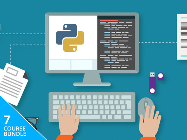 The Complete Python Programming Bundle Stacksocial