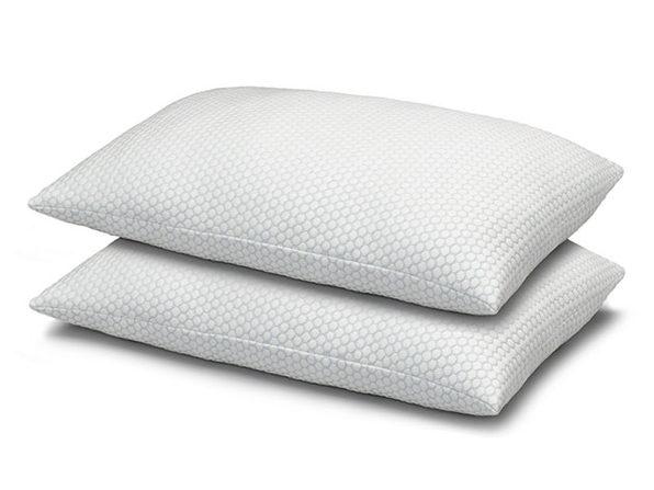 Cool N' Comfort Gel Fiber Pillow with CoolMax Technology: 2-Pack (Queen)