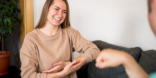 ASL: Family, Adj, Q&A  - Product Image