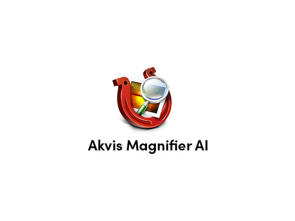 Akvis Magnifier AI Image Resizer: Lifetime License