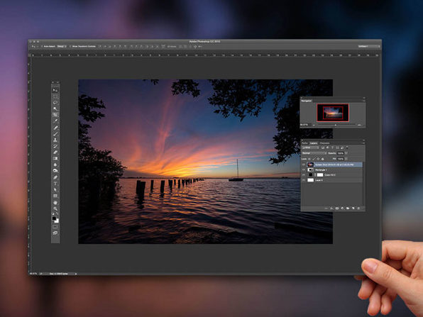 Beginner Landscape Editing with Matt Kloskowski