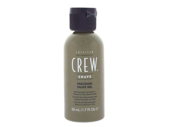 American Crew I0001549 Men's Precision Shave Gel, 1.7oz. - Brown