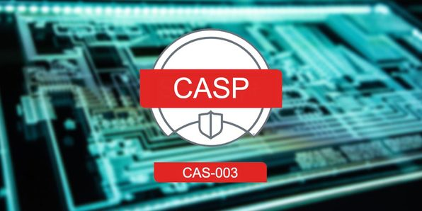 CompTIA Advanced Security Practitioner (CAS-003) - Product Image