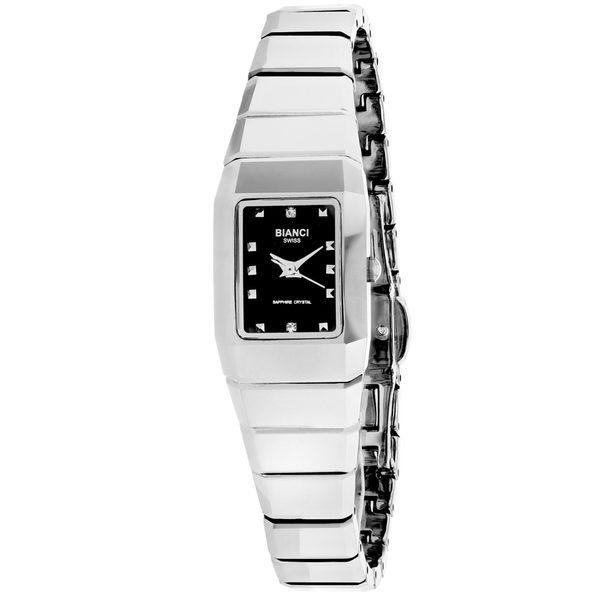 Roberto Bianci Women's Classico Black Dial Watch - RB16963