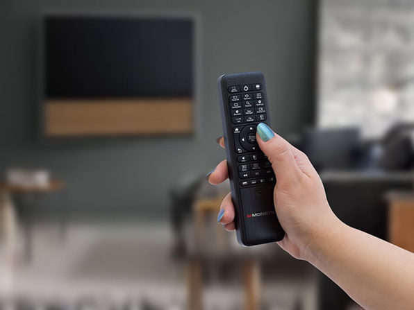 Monster SMART⁺ Universal 2-Device Remote Control