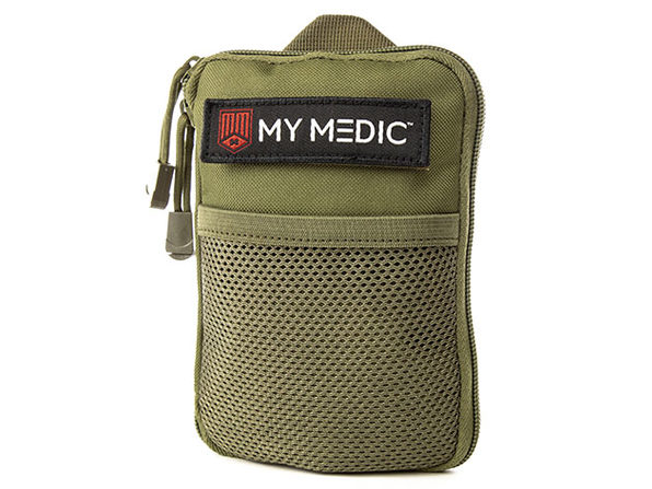 The Solo: First Aid Kit (Green)