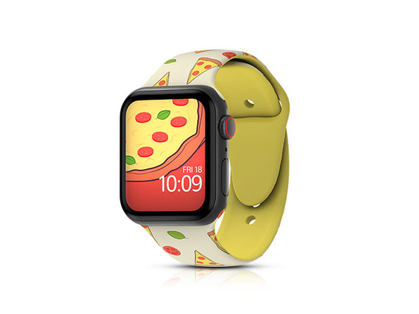 MobyFox 38mm Apple Watch Band (Pizza)
