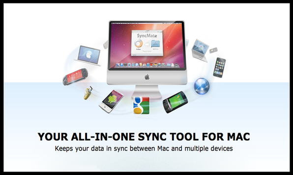 SyncMate Expert - Product Image