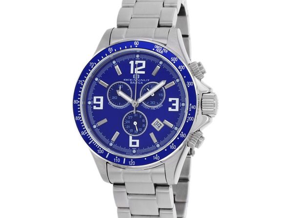 Oceanaut Men's Blue Dial Watch - OC3321 - Product Image
